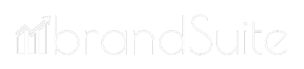 BrandarrowAgency brandSuite IconLogo White Transparent